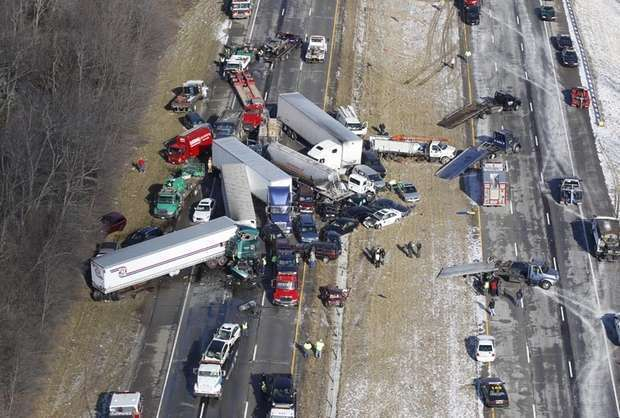 Ohio Truck Accident Attorney Types of Truck Acc...