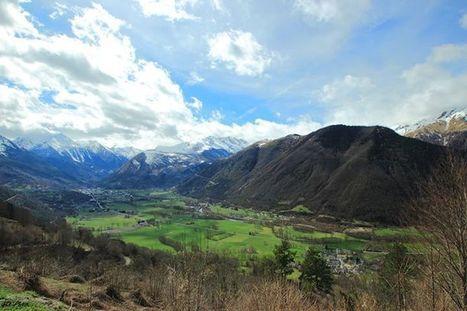 La vallée d'Aure se met au vert - Bruno Vilbé | Facebook | Vallée d'Aure - Pyrénées | Scoop.it