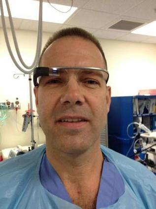 Google Glass: L'assistant des chirurgiens   leadership of google   Scoop.it