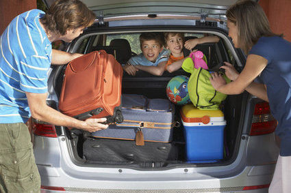 The 7 Highs & Lows of Road Tripping With Your Kids (PHOTOS) | It's Show Prep for Radio | Scoop.it