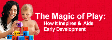 The Magic of Play: How It Inspires & Aids Early Development | Learning and Teaching Literacy | Scoop.it