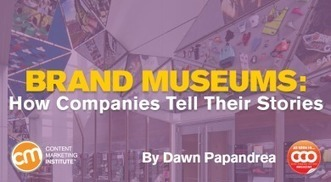Brand Museums: How Companies Tell Their Stories | Social Media, SEO, Mobile, Digital Marketing | Scoop.it
