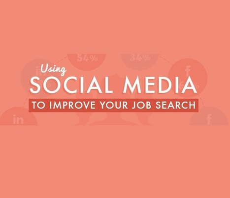 How to Improve Your Job Search by Using Social Media   Social Media Today   Social Networker   Scoop.it