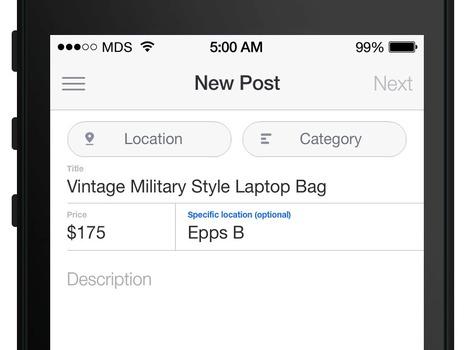 JVFloatLabeledTextField | iOS stuff | Scoop.it