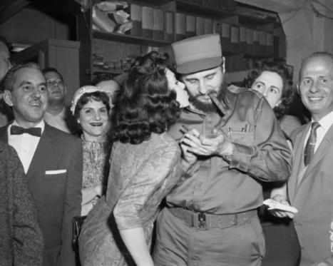 1959 : Fidel Castro in New York | Fotógrafos na minha rede | Scoop.it