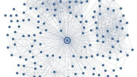 Researchers Draw Romantic Insights From Maps of Facebook Networks today | Social Network Analysis | Scoop.it