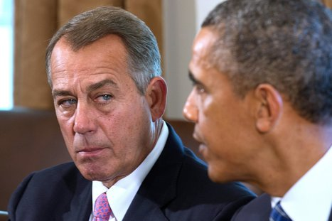 Boehner May Not Have the Ability to Sue Obama After All | Daily Crew | Scoop.it