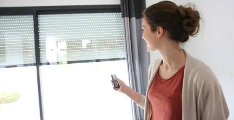Prix et pose d'un volet roulant solaire | Fenêtre | Scoop.it
