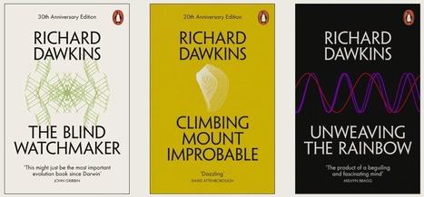 Penguin uses Dawkins' source code for original book jackets | D_sign | Scoop.it