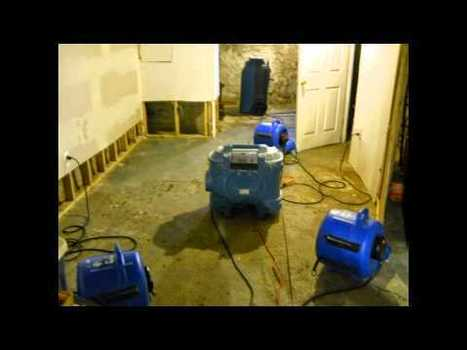 Basement Flood Restoration Services in Chalfont PA | Water Damage Restoration | Scoop.it