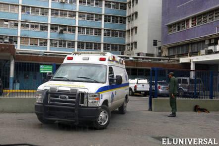 #Inaceptable, raya en lo delictual… Una ambulancia, toda una ciudad - #Caracas | Caracasos | Scoop.it
