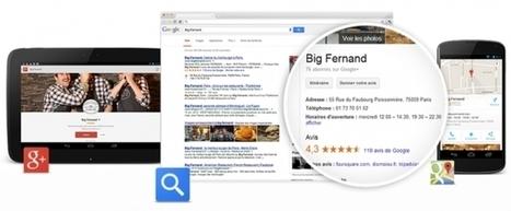 Google My Business : de l'utilité du référencement local à la survie de Google + | Solutions web pour les TPE | Scoop.it