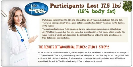 Vitamax Green Coffee Bean Review – Lose Fat and Look Great! | marins jasi | Scoop.it