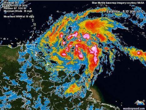 2) – Explication - CHASSEURS DE CYCLONES | CHASSEURS DE CYCLONES | typhons et cyclones | Scoop.it