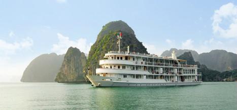 Au Co Cruise | Au Co Cruise 3 Days Itinerary | Luxury Halong Bay Cruises | Luxury Halong Bay Cruise | Scoop.it