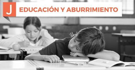 Docentes, ¿por qué se aburren nuestros alumnos en el aula? | Ideas para E-LE | Scoop.it