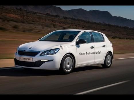 Record de consommation pour la Peugeot 308 | Automobile | Scoop.it