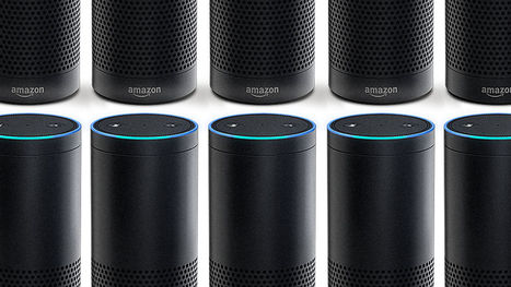5 Ways The Amazon Echo Could Become An Essential Part Of Your Life | Daring Gadgets, QR Codes, Apps, Tools, & Displays | Scoop.it