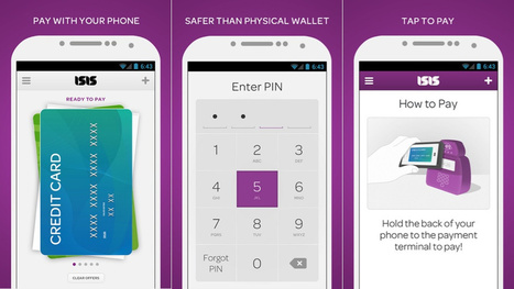 The First Carrier-Backed Mobile Wallet Is Now Out For Real | Mobile Payment | Scoop.it