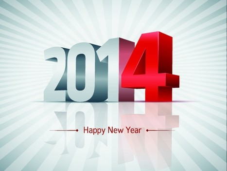 Happy English New year 2014|Lunar new years list and dates | HAPPY NEW YEAR 2014 | Scoop.it