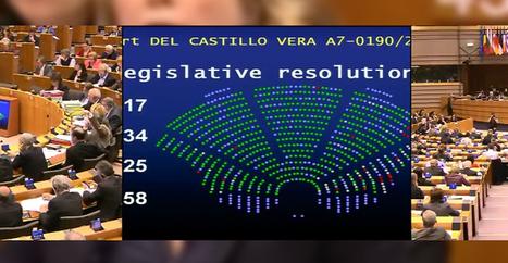 Victoire pour la neutralité du net au Parlement Européen ! | La Matrice | Scoop.it