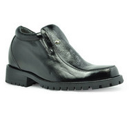 Black men height increasing boots that make you taller 9cm / 3.54inch | Elevator Height Boots for Men Taller | Scoop.it