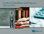U.S. Graduate Schools Report Slight Growth in New Students for Fall 2012 | Council of Graduate Schools | Education | Scoop.it