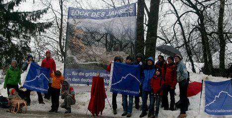 Mountain Wilderness Allemagne décerne son 1er prix anti-écologique à la station bavaroise de Brauneck | Tourisme Responsable | Scoop.it