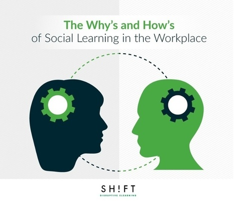 The Why's and How's of Social Learning in the Workplace | elearning stuff | Scoop.it