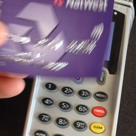 Contactless card limit increased to £30 as popularity grows | News we like | Scoop.it
