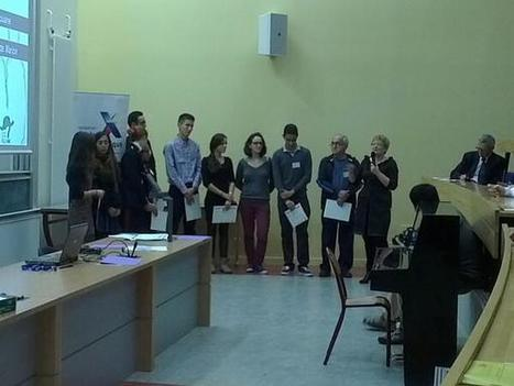 Twitter / celinecmorel: Les élèves de #GEPPM en prépa ... | Alice FIORINA | Scoop.it