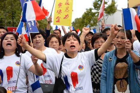 À Aubervilliers, 2.000 Chinois manifestent contre les violences | Diversité du capital humain et performance économique | Scoop.it