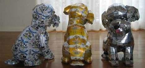 Latas recicladas, ¿desecho o materia prima? – BricoBlog | Bricolaje | Scoop.it