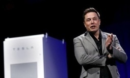 Tesla's new low-cost battery: 'the missing piece' in sustainable energy? | Futurewaves | Scoop.it