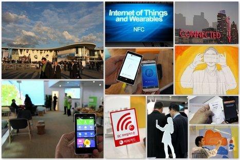 Mobile World Congress 2014 : un compte rendu spécial NFC et ... | Japan | Scoop.it