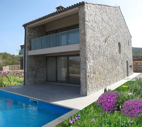 New stone houses - Vrbnik - Municipality Vrbnik - 146m2 - 299.000,00 € | Prestige Real Estate Krk | Scoop.it