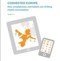 En Europe, les mobiles représentent 4,6% du trafic Internet   The French cloud   Scoop.it