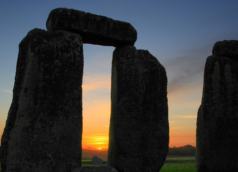 Introduction To The History Of Stonehenge - Facts, Pictures & Theories | Neolithic | Scoop.it