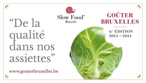 Slow Food : à Bruxelles, on prend le temps de bien manger ! - Notre-Planete.Info | Fan de Slow | Scoop.it