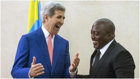 John Kerry réitère son satisfecit à Joseph Kabila - Forum des AS | CONGOPOSITIF | Scoop.it