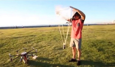 Beer Drone Using GPS Tracker to Distribute Beer? | Real Time GPS Tracking Devices | Scoop.it