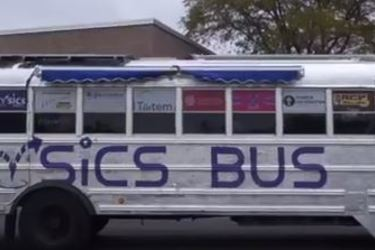 The Physics Bus: STEM on Wheels Powered by Renewable Energy