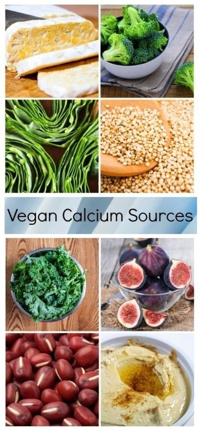 25 Vegan Sources For Calcium | Care2 Healthy Living | zestful living | Scoop.it