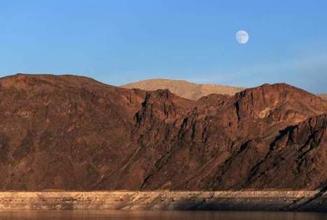 Savage drought will drive Lake Mead to record low on Sunday | Xposed | Scoop.it