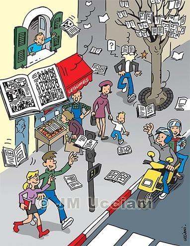 ¿Cuántos libros hay ? | Español para los más pequeños | Scoop.it