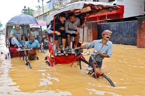 Assam deluged! | Wishesh News Brings You all That Matters | Scoop.it