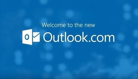 Outlook finalement déployé pour tous avec de nombreuses fonctionnalités | gestion temps, outlook, lotus notes | Scoop.it
