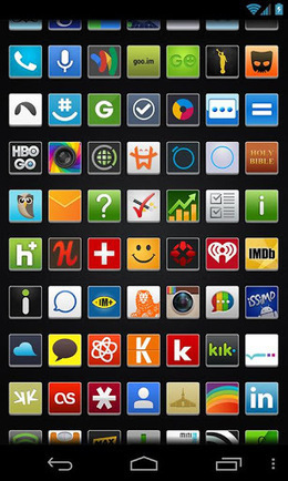 Versicolor Ash (icon theme) v1.0 | ApkLife-Android Apps Games Themes | Android Applications And Games | Scoop.it