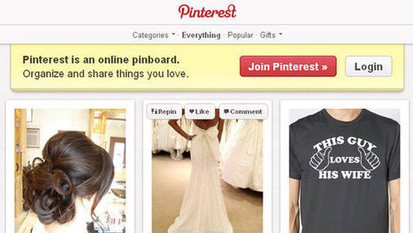 Is Pinterest Revealing Your Secrets? | Pinterest | Scoop.it