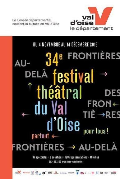 Le Festival théâtral du Val d'Oise, c'est du 4 novembre au 14 décembre | Ile de France | Scoop.it